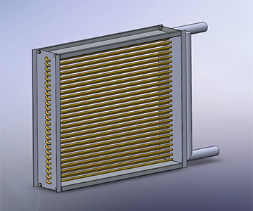 yaboapp_闭式冷却塔常用的四种盘管介绍