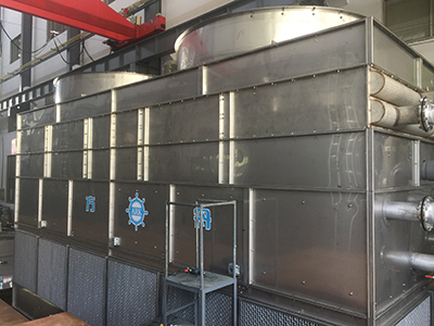 干湿冷却塔_联合闭式冷却塔_基本原理_技术参数 干湿冷却塔