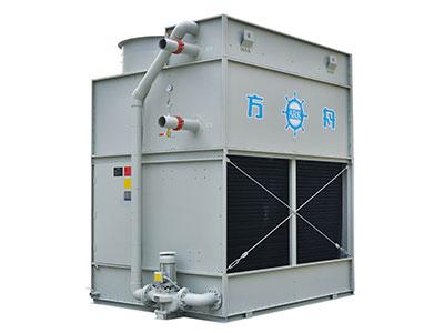fbf系列復合流閉式冷卻塔_工作原理_技術參數 FBF閉式冷卻塔(復合流單進風)